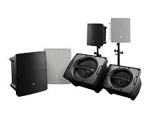 HS Series Coaxial Array Speakers
