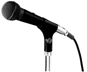 Unidirectional Dynamic Microphone
